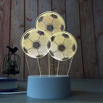 3d Illusion Lampe Murieo Led Nachtlicht Stimmungslicht Tischlampen