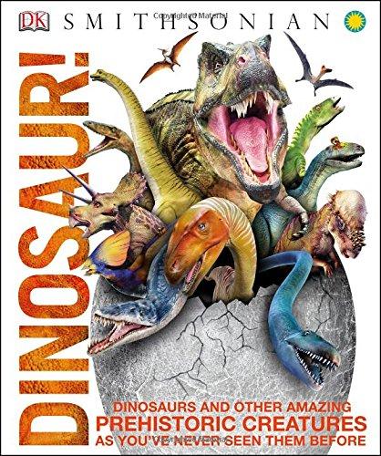 Dinosaur Knowledge Encyclopedias DK