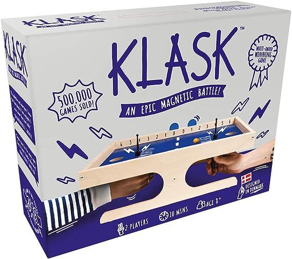 Klask [versión Alemana: Amazon.es: Juguetes y juegos