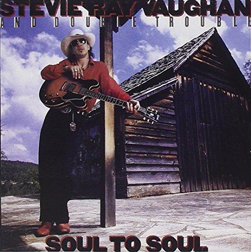CD : Stevie Ray Vaughan - Soul to Soul (CD)