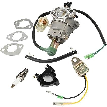 Carburetor For EB3500 EB3500X EB3500XK1 EB3800 EB3800X EW140 Generator