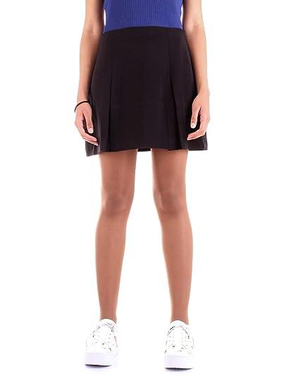 Calvin Klein J20J210646 Falda Mujer Negro 26: Amazon.es: Ropa y ...