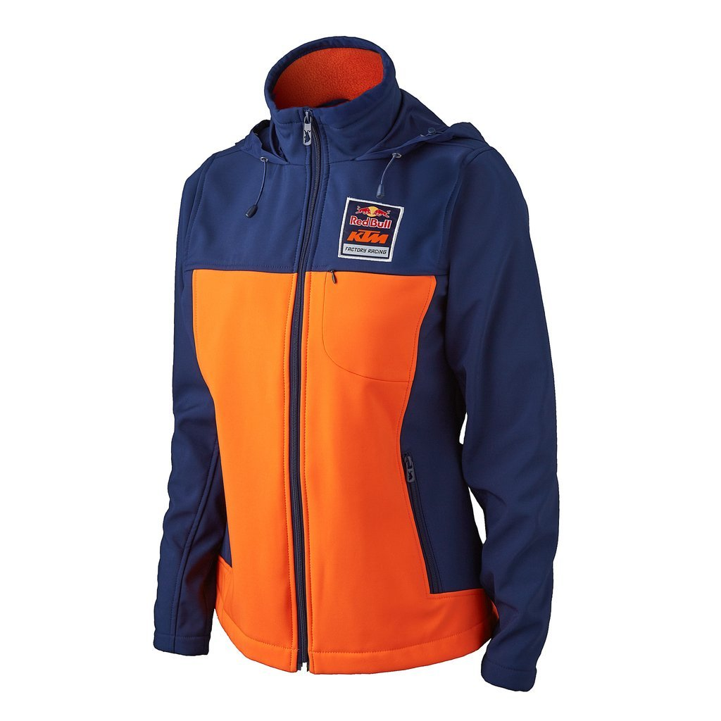 Redbull/KTM Racing chaqueta Softshell para mujer M: Amazon ...