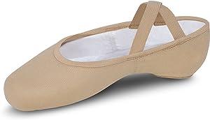 Bloch Women's Performa Dance Shoe, Sand, 8 D US