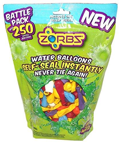 zorbz self sealing water balloons - 2