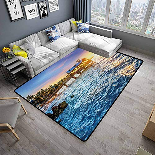 United States,Home Bedroom Floor Mats 24