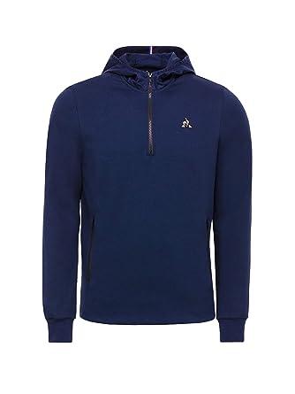 045643f210a Le Coq Sportif Sweat Tech Capuche  Amazon.fr  Vêtements et accessoires