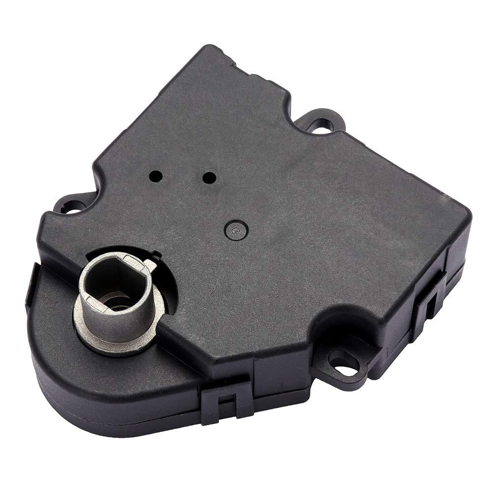 SCITOO 15-73620 89022572 89023358 Air Door Actuator HVAC Blend Control Actuator Replacement for Cadillac Escalade Chevrolet Avalanche Silverado GMC Sierra Hummer H2 113627-5206-2330337781