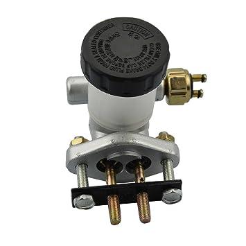 GOOFIT Hydraulic Brake Master Cylinder for 90cc 110cc 125cc 150cc