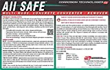 Corrosion Technologies 42005 All-Safe concrete disolver 5 gallon