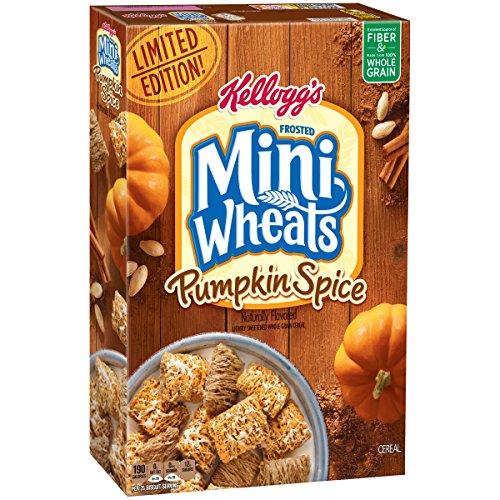Amazon.com: Special K Kellogg's, Pumpkin Spice Crunch, 12