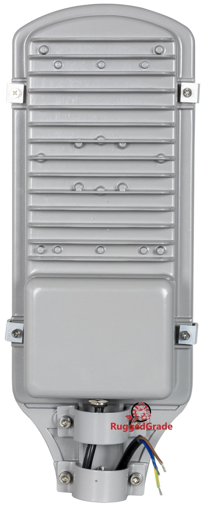 2,400 Lumen LED Area Light - 24Watts – 5000K Bright White - LED Pole Light - Heavy Duty Die Cast Aluminum - Parking lot Light - Pole Light- Outdoor LED Street Light or LED Area Light
