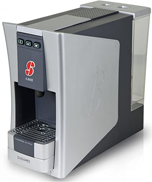 S.12 Espresso Coffee Capsule Machine Designed