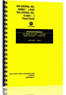john deere 950 tractor wiring diagram john image john deere shop manual 850 950 1050 jd 47 penton staff on john deere 950 tractor