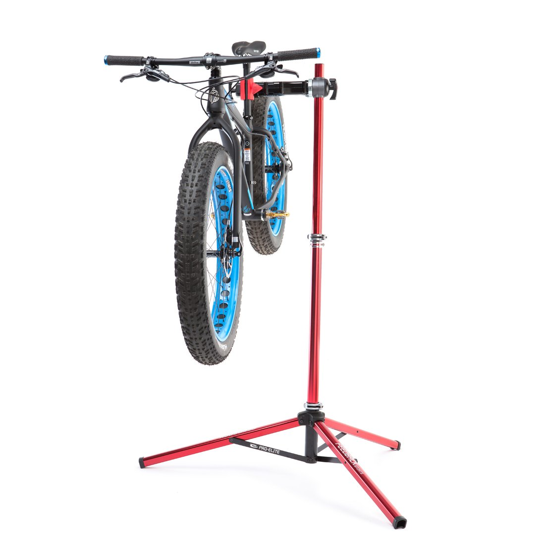 Feedback Sports Pro Elite Repair Stand (Red) by Feedback Sports (Image #2)