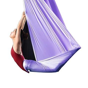 Xuetaimeigu Hamaca de Yoga Conjunto de Columpios de Yoga ...