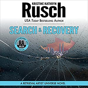 Search & Recovery Audiobook