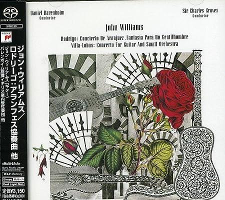 Amazon.com: Rodrigo Concierto de Aranjuez: Music