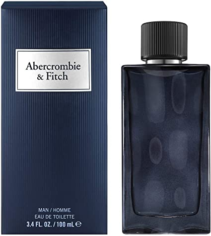 Abercrombie & Fitch, Agua de colonia para mujeres 100 ml.