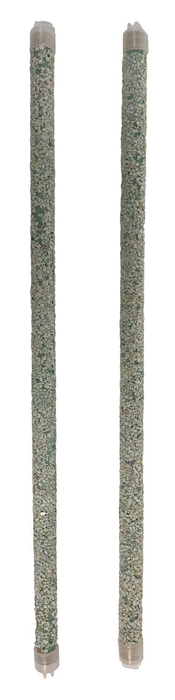 Penn Plax BA231 Trimmer+Plus Cement Perches Wood Frames, 12-Inch