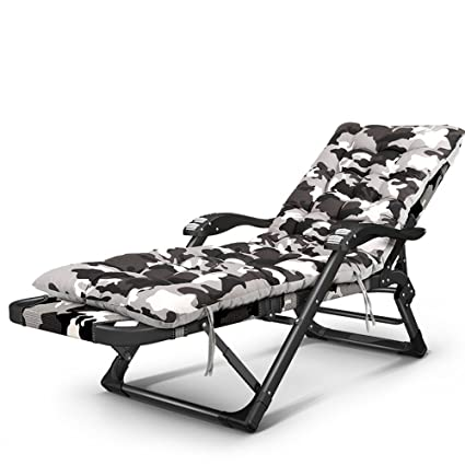 Lounge Chairs ZHIRONG Multifunction Folding, Casual Garden Chairs, Summer  Beach Chairs, Massage Chair