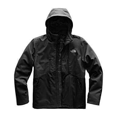 The North Face Men s Apex Elevation Jacket - Asphalt Grey   TNF Black - S efff9275bd1e