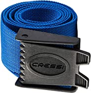 Weight Belt for Free Diving, Spear Fishing - Marseillaise - Nylon - Quick-Release Buckle - Cressi: quality sin