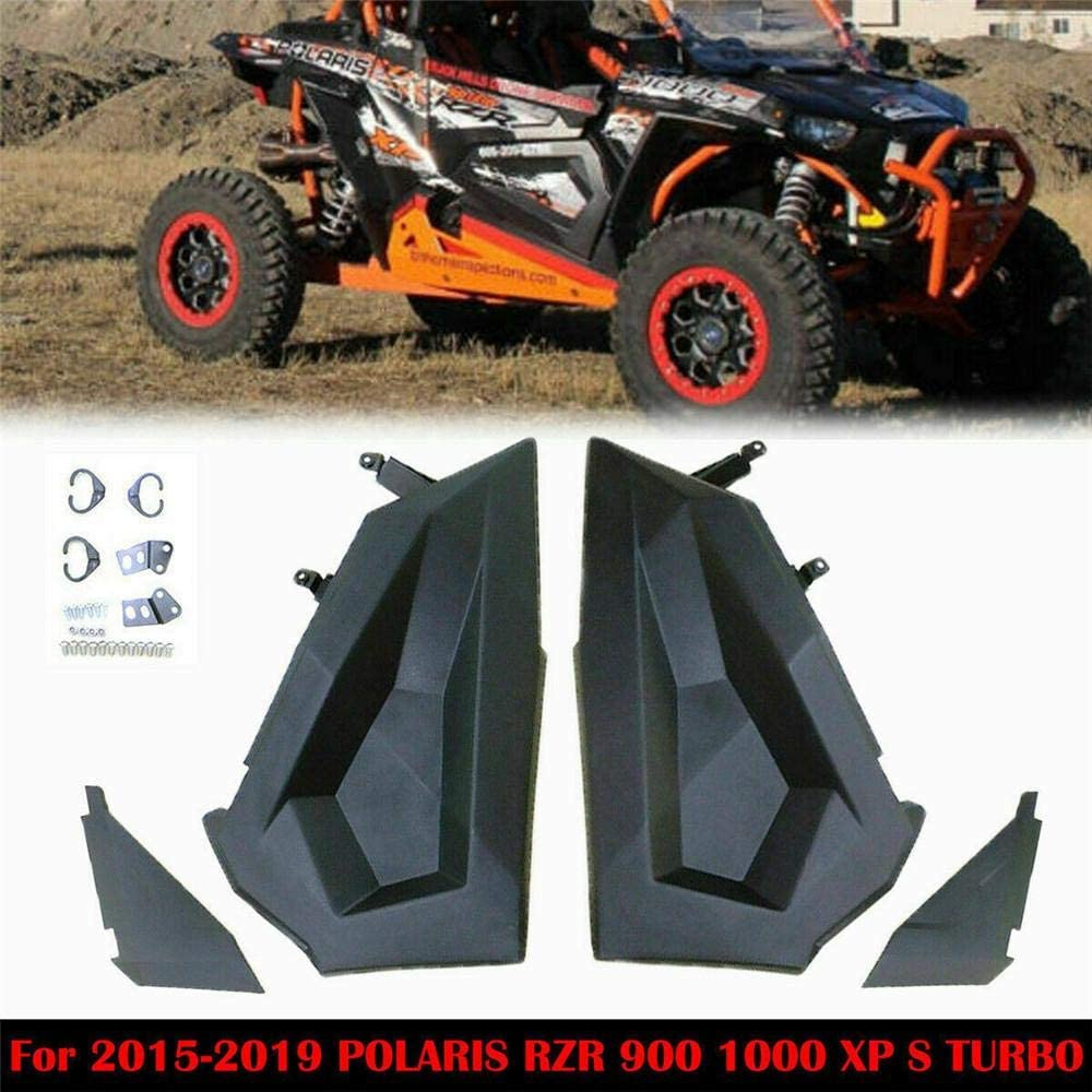 Tusk Plastic Lower Door Inserts POLARIS RZR 900 S XC RZR XP 1000 RZR XP TURBO
