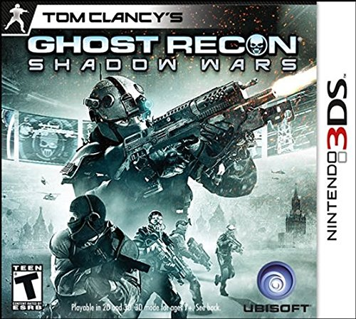 Tom Clancy's Ghost Recon Shadow Wars (3ds War Games)
