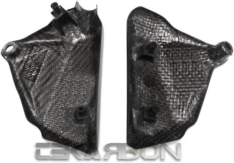 2016-2018 Tekarbon Carbon Fiber Side Panels 1x1 Plain Weave for Ducati Xdiavel