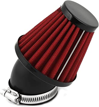sourcingmap Rubber Motorcycle Air Intake Filter Cleaner Accessory