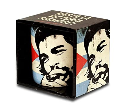"CHE Guevara Classic cigarrillo taza de cerámica, diseño de ""Ernesto CHE Guevara"""