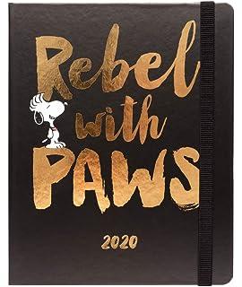 Grupo Erik Editores Snoopy - Agenda 16 Meses 2019, 16.5 x 20 ...