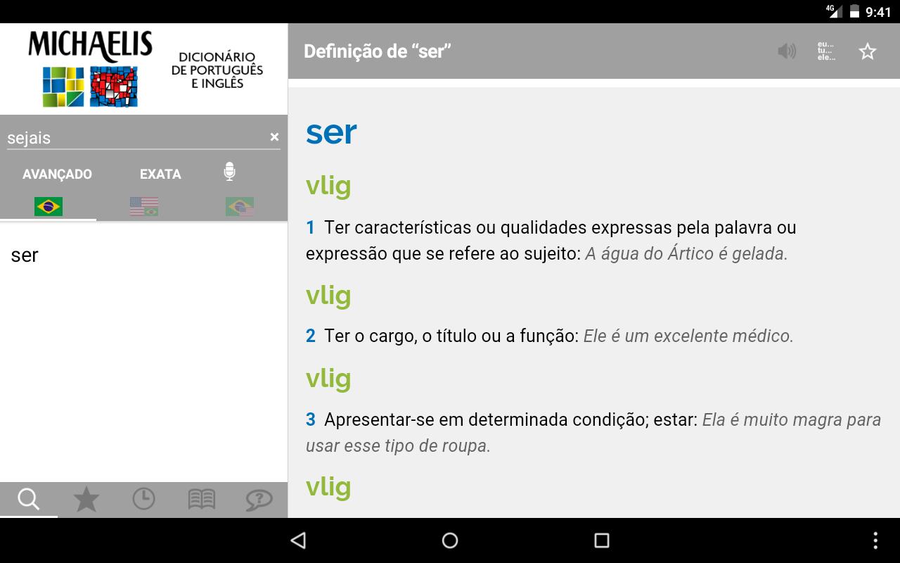 Michaelis Dicionário de Português e Inglês: Amazon.com.br