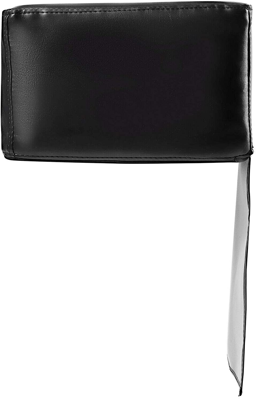 Artist Hand Children Leather Cushion Oversize Barber Salon Booster Seat,Spa Equipment Black: Kitchen & Dining