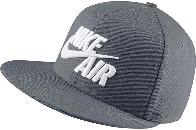 Gorra Nike – Sportswear Air True Snapback gris/blanco talla: OSFA ...