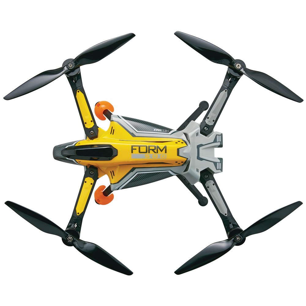 Amazon.com: HeliMax RTF FORM500 Utility Drone (Camera Not Included ...
