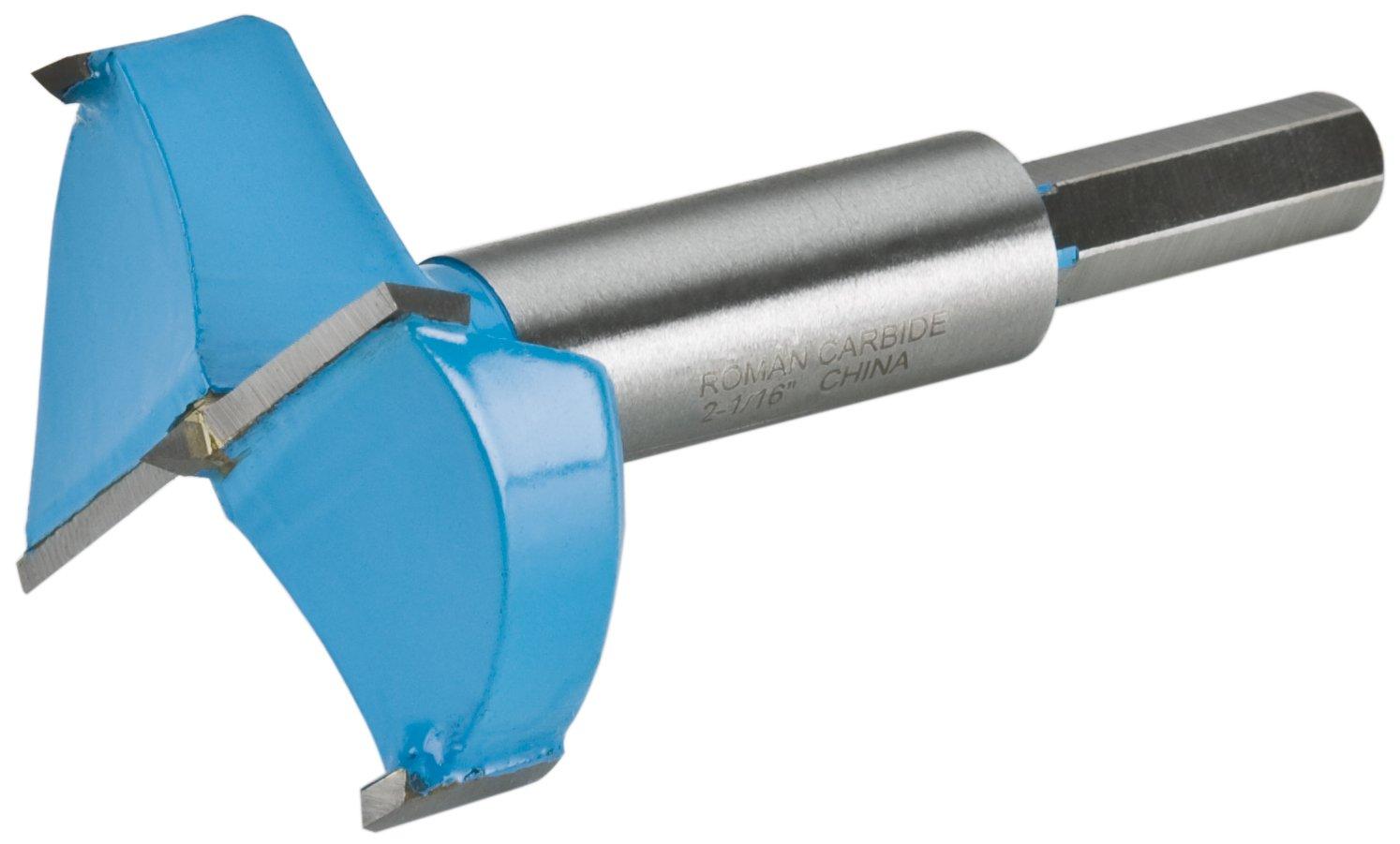 18mm Roman Carbide DC1892 Carbide Forstner Bit