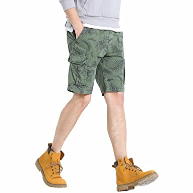 7b9c6e7598 TieNew Men's Casual Cargo Shorts Camouflage Shorts Outdoor Combat Pants,  2018 Mens Casual Slim Fit
