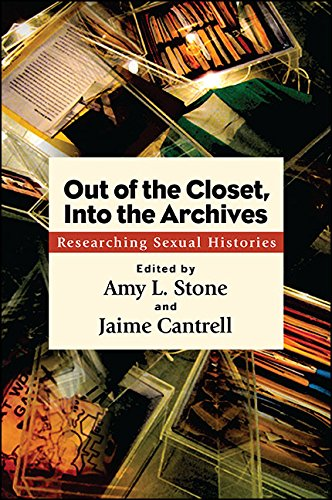 Stone Archive (Out of the Closet, Into the Archives: Researching Sexual Histories (SUNY series in Queer Politics and Cultures))
