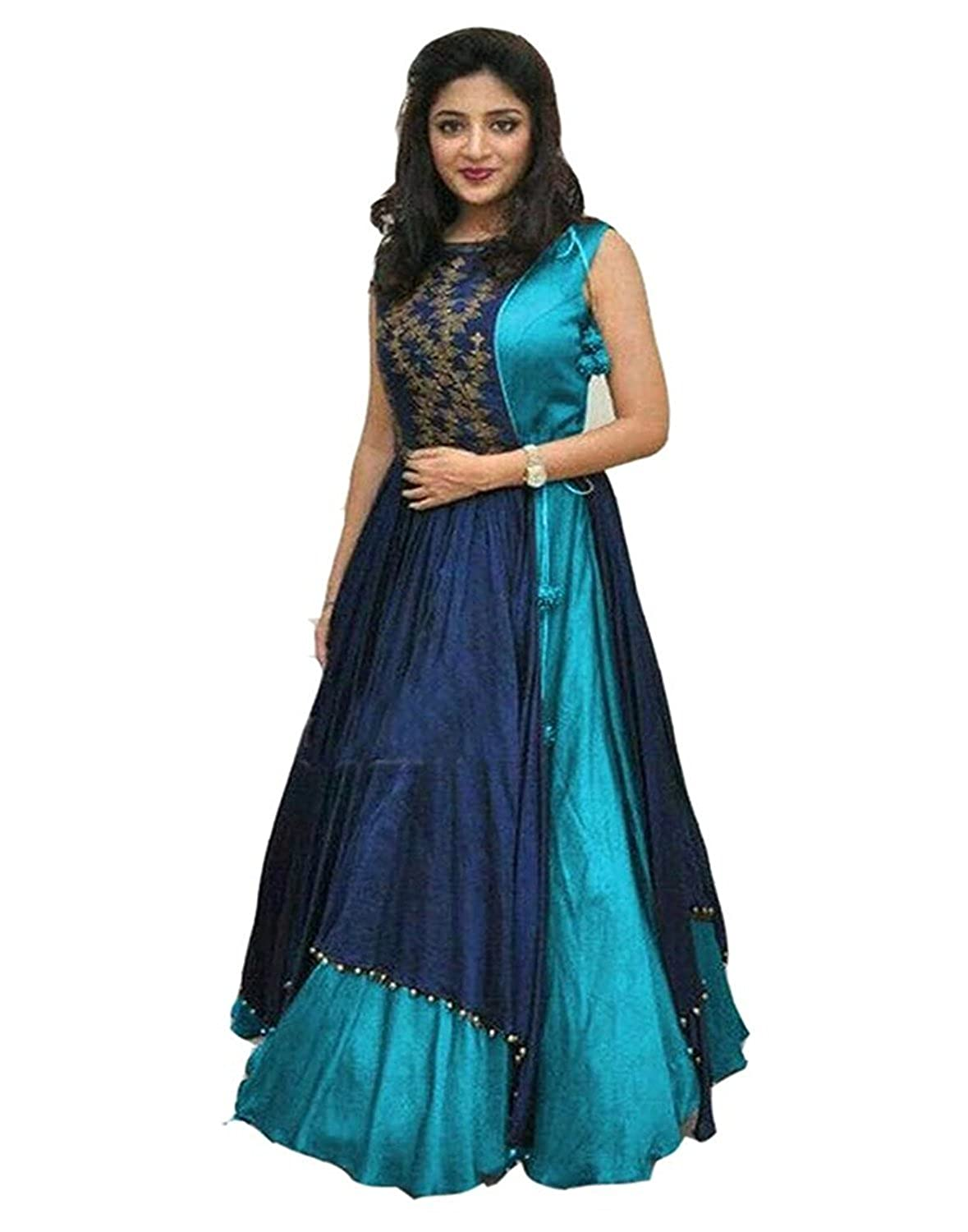 Buy The Great Indian Sale S New Fashion Designer Fancy Wear Low Price Todays Special Deal Offer Seven Star Creation Women S Lehenga Choli Vc 0011 Color Blue Free Size At Amazon In