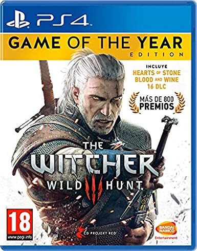 The Witcher 3: Wild Hunt - Game Of The Year Edition: Amazon.es: Videojuegos
