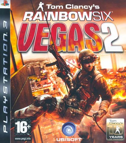PS3 - Tom Clancy's Rainbow Six Vegas 2 - [PAL EU] (Tom Clancys Rainbow Six Vegas 2 Ps3)