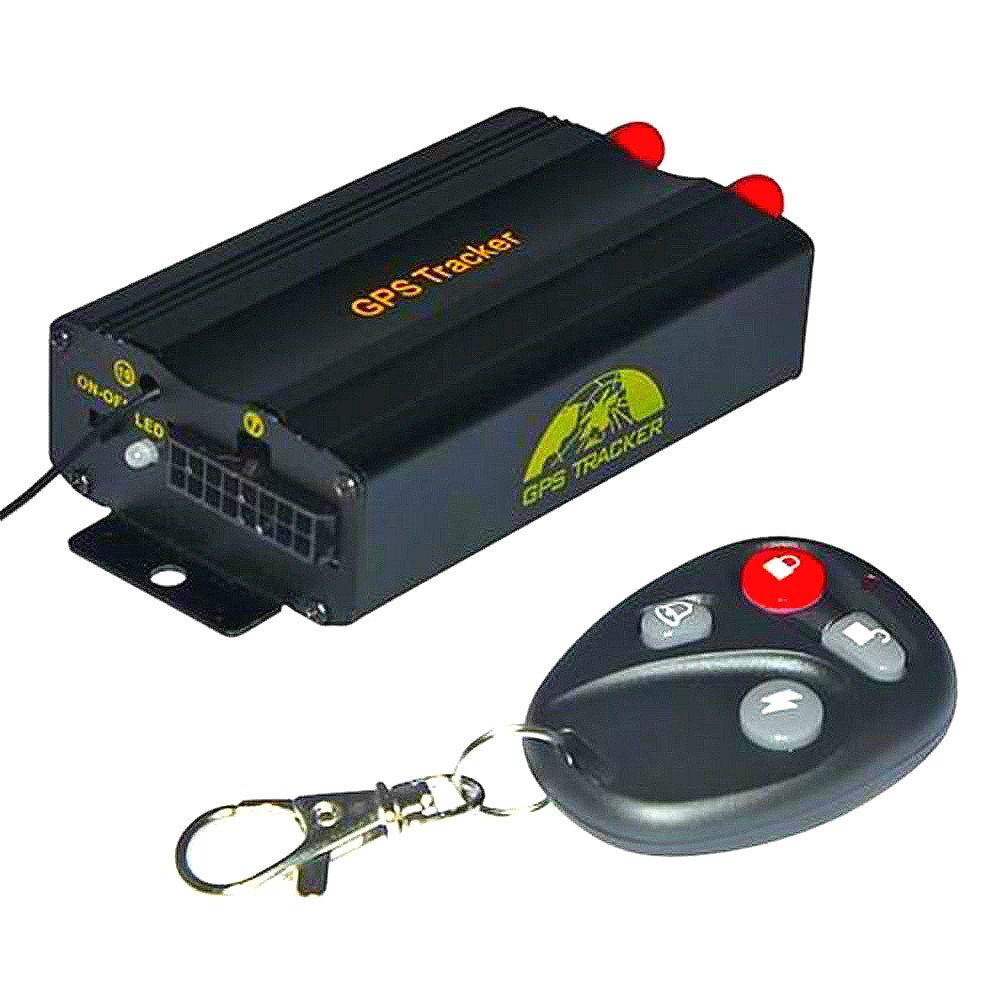 Tkstar GPS GPRS Tracker Impermeabile per Bicicletta Localizzatori Gps GSM//GPRS Tracking Tool con App Gratuita gps Auto Antifurto TK906