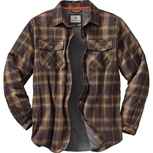 Quilt Lined Flannel Shirt - 7