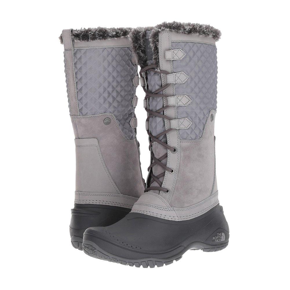 The North Face Womens 8.5 Shellista III Tall B01MXZZH1D 8.5 Womens B(M) US|Frost Grey/Iron Gate Grey (Past Season) d7158f