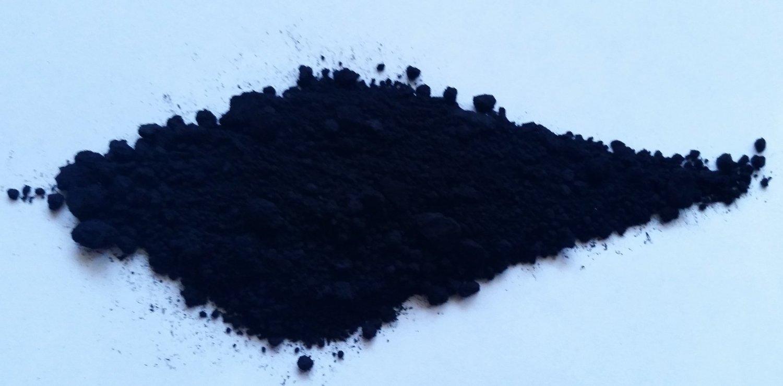 1g SAMPLE Iron Oxide BLACK Matte Pigment Soap Makeup Powder DIY Make-Up