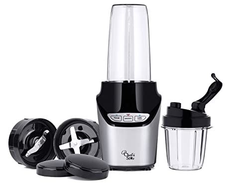 amazon com chef s star ne1000 nutri extractor 1000w high speed 8 rh amazon com Manual Blender Cup Manual Blender Cup