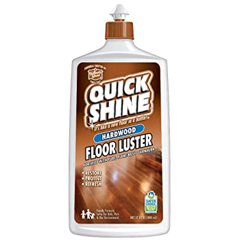 Quick Shine Hardwood Floor Polish