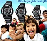 Kid Digital Watch Water Resistant Watch for age